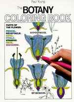 The Botany Colouring Book (College Outline)