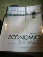 Economics The Basics- second edition